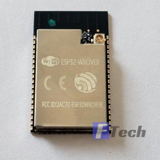 Mạch ESP32-WROVER IPEX thumbnail