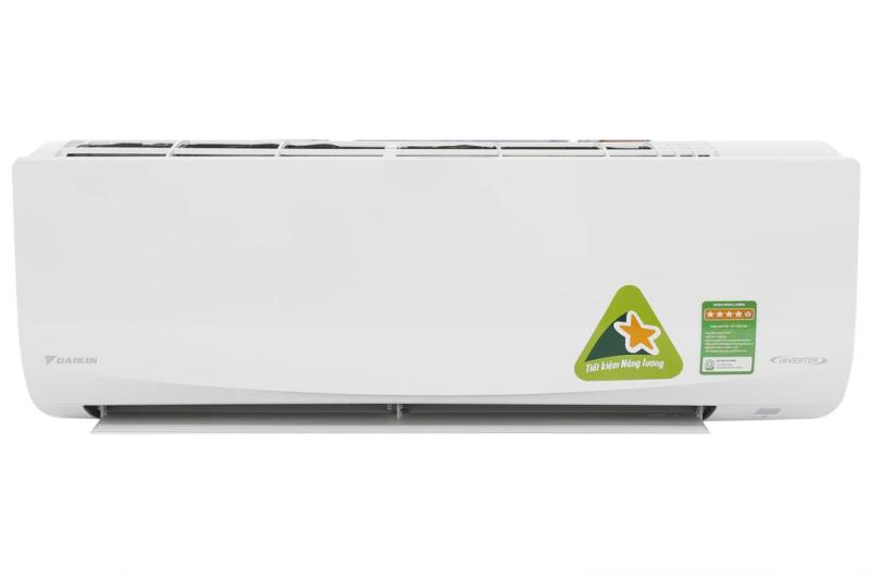 Bảng giá Điều hòa Daikin 1 chiều 12000BTU Inverter R32 FTKQ35SAVMV Mẫu 2018