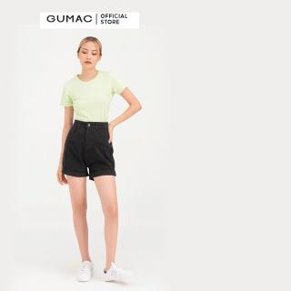 Áo thun cổ tròn ATB723 mẫu mới GUMAC thumbnail