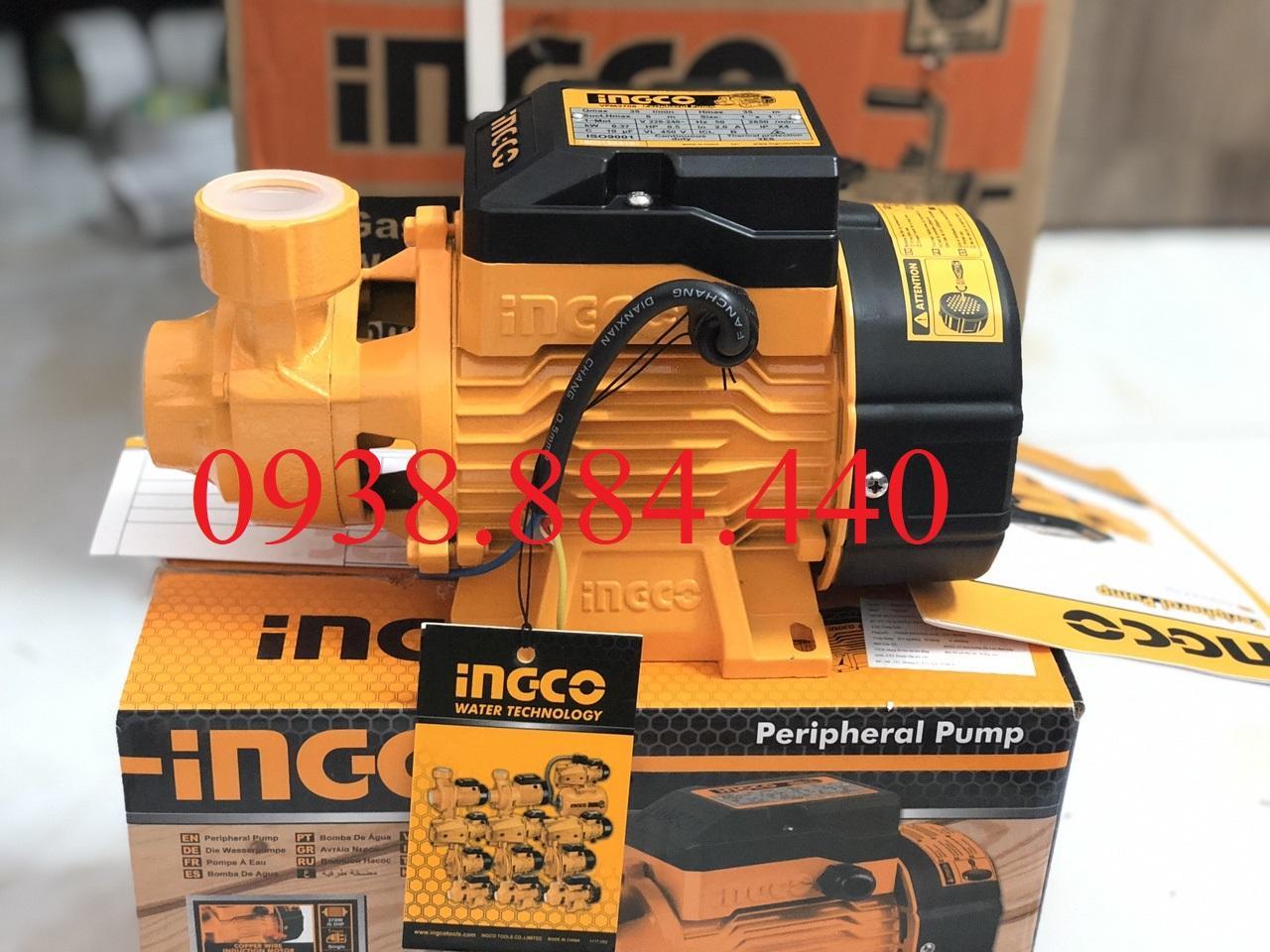 370W Máy bơm nước hiệu Ingco-  VPM3708