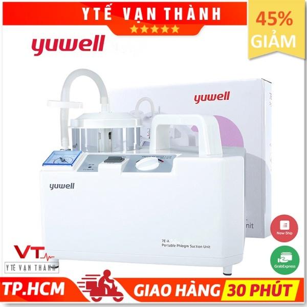 ✅ Máy Hút Mũi - Máy Hút Dịch 1 Bình: Yuwell 7E-A/B/D - VT0354 [ Y Tế Vạn Thành ]