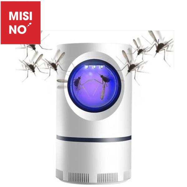 Máy bắt muỗi (đèn bắt muỗi) Misino cao cấp, Hút muỗi mạnh mẽ trong diện tích lớn, Bảo Hành 1 Năm, Đổi mới miễn phí trong vòng 7 ngày