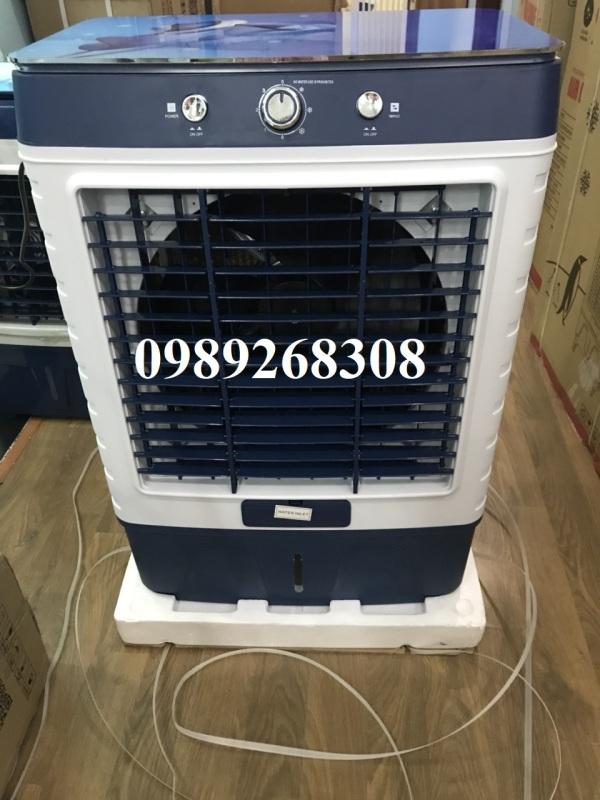 (Động cơ đồng bơm tự ngắt) - Quạt điều hòa LZ-901/LZ-801 300W 60L 8000m3 gió- Máy làm mát không khí tiết kiệm điện- Bảo hành 1 năm