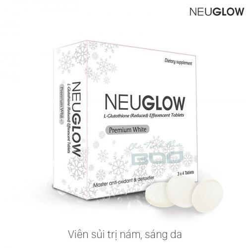 Neuglow Viên sủi trắng da (HSD: 2/2021 tốt nhất