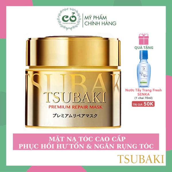 Mặt Nạ Tóc Cao Cấp Phục Hồi Hư Tổn Tsubaki Premium Repair Mask 180g cao cấp