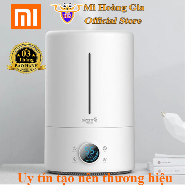 Máy phun sương tạo ẩm không khí diệt khuẩn uv khuếch tán tinh dầu Xiaomi Deerma Humidifier F628S - Hãng Phân Phối