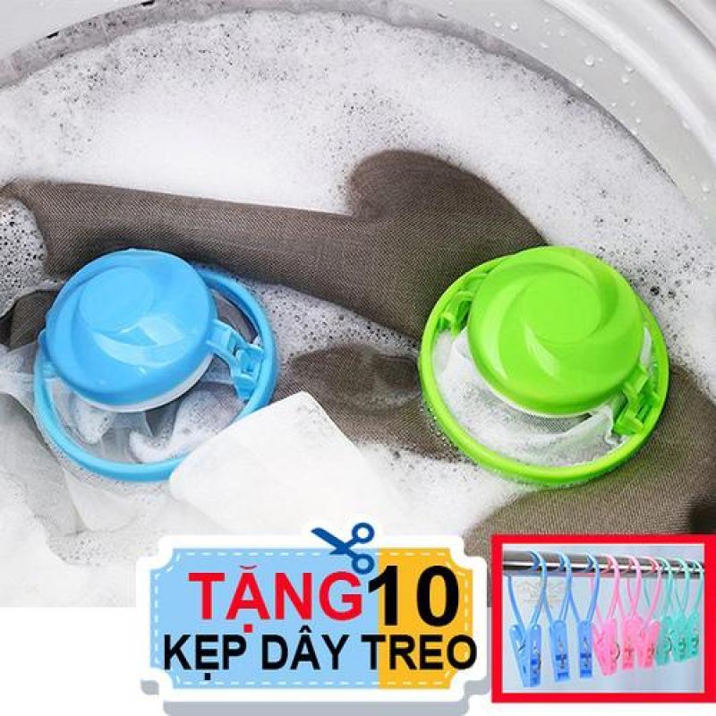 Bảng giá Combo 2 phao lọc rác bẩn máy giặt. Tặng 10 kẹp dây treo Điện máy Pico