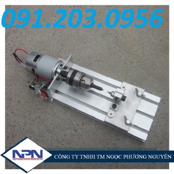 Máy tiện gỗ mini PN02 - Máy tiện gỗ mini PN02