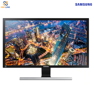 Màn hình máy tính phẳng UHD Samsung 28 inch LU28E590DS XV thumbnail