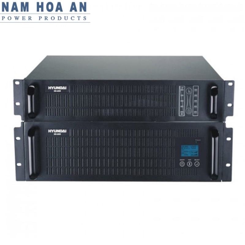 Bảng giá Bộ lưu điện UPS Hyundai Rack Online 2KVA Phong Vũ