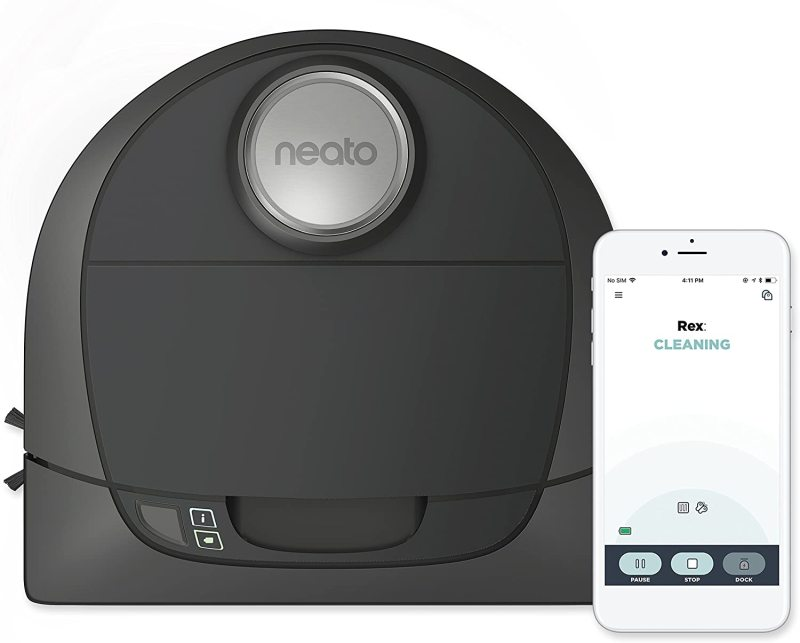 Robot Hút Bụi Neato Botvac D5 Connected