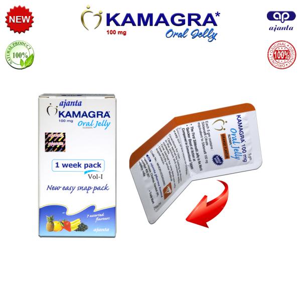 Kamagra Oral Jelly 7 Gói