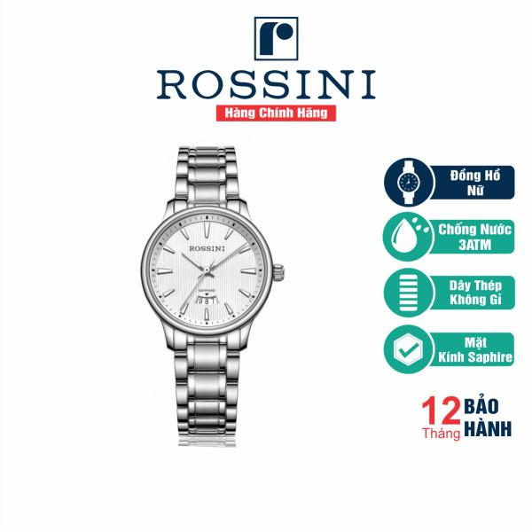 Đồng Hồ Nữ Cao Cấp Rossini - 5888W01A - Hàng Chính Hãng bán chạy