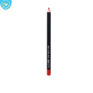 Chì kẻ viền môi MIB 619 đỏ thẩm siêu xinh ,bền màu ,lâu trôi 1