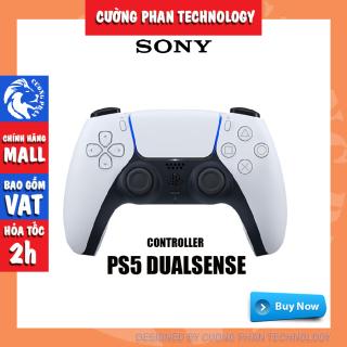 Tay Cầm PS5 Sony DualSense Controller PlayStation 5 - Hãng Phân Phối Chính Thức thumbnail