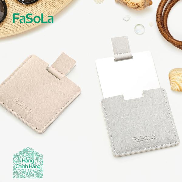 Gương trang điểm mini, bỏ túi tiện lợi [FASOLA] FSLJY-299