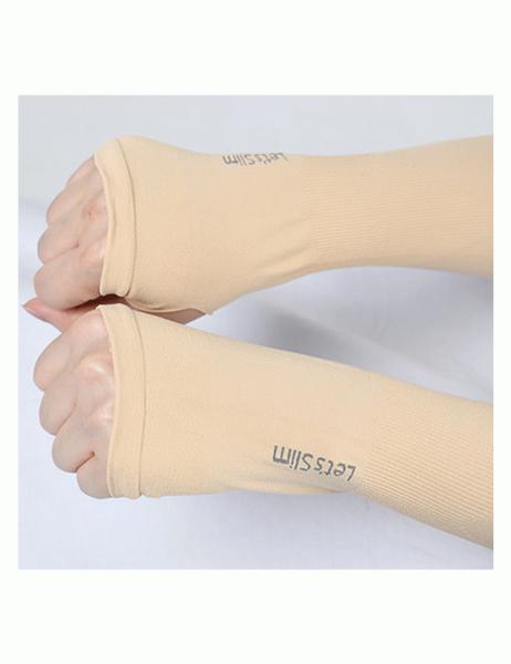 Găng tay chống nắng xỏ ngón Lets Slim