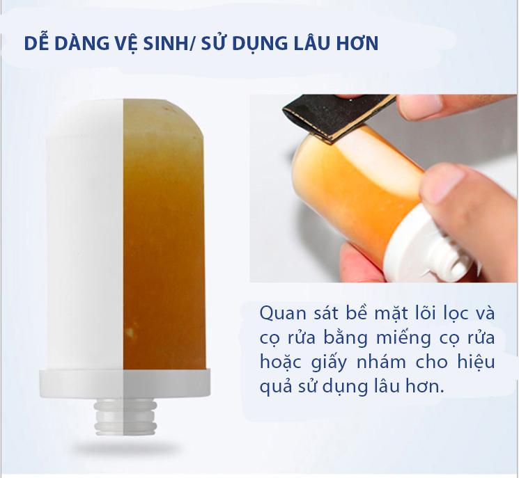 Bảng giá Máy lọc nước, khử mùi, khử màu tại vòi 8 cấp lọc Điện máy Pico