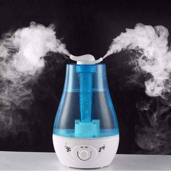 Bảng giá Máy phun sương tạo độ ẩm 3 lít LUX204 làm mát phòng tránh khô da phòng điều hòa