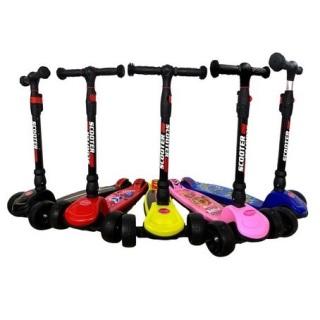 [Chuyên sỉ] Xe trượt scooter Baby 3 bánh an toàn cho trẻ em chịu lực 80kg phù hợp cho cả bé trai và gái thumbnail