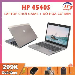 Laptop Chơi Game, Laptop Đồ Họa HP Probook 4540S, i5-3210M, VGA HD 4000, Màn 15.6 HD LED, Laptop HP thumbnail