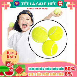 Banh quần vợt giá rẻ Tennis banh xanh Phát Huy Hoàng thumbnail