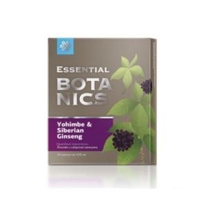 Thực phẩm bảo vệ sức khỏe Essential Botanics Yohimbe & Siberian ginseng ( Sinh Lý Nam Giới) thumbnail