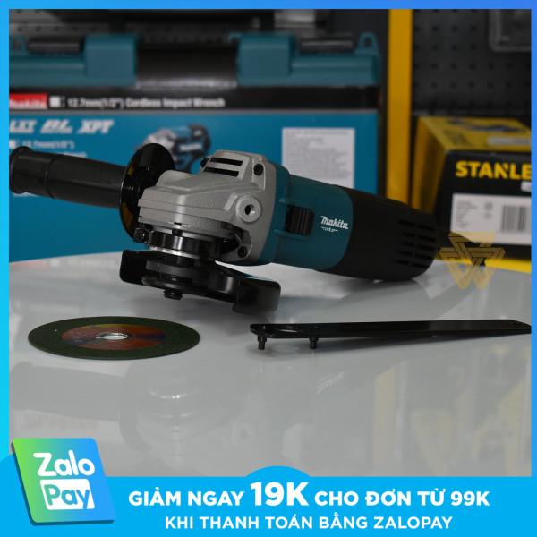 Máy Mài Góc 720W 125mm Makita M9508B (Maktec MT966)