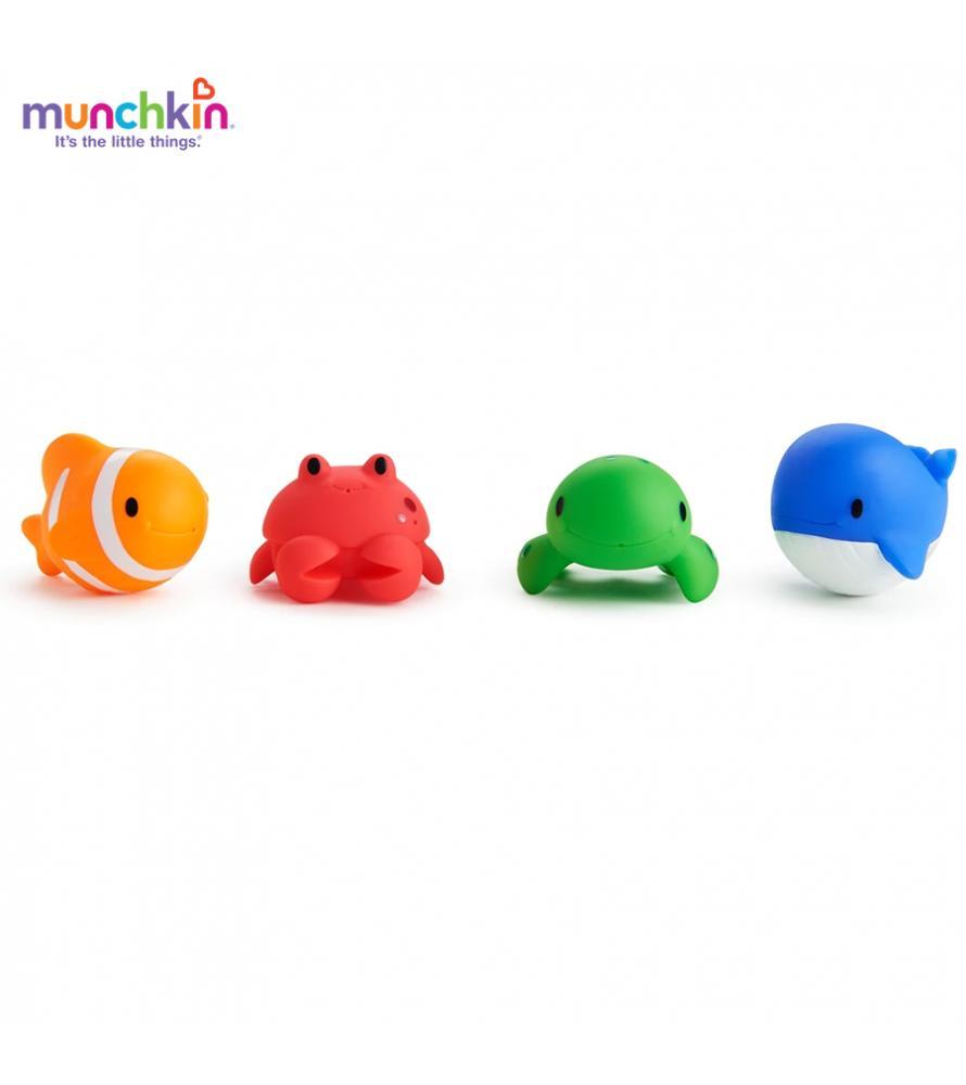 Đồ chơi Bộ sinh vật biển Munchkin