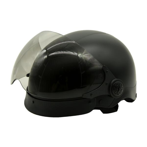 Mũ bảo hiểm có kính NÓN SƠN chính hãng K-DN-052
