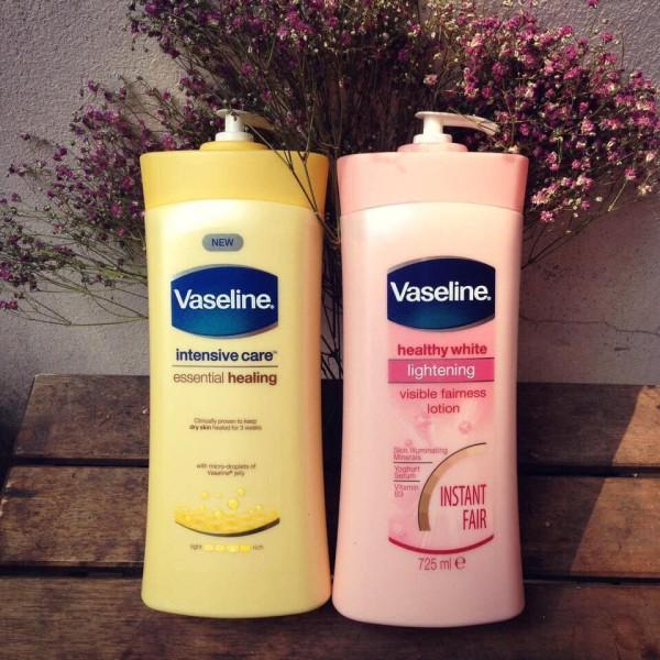 Sữa dưỡng thể dưỡng ẩm Vaselin Mỹ 725ml giá rẻ