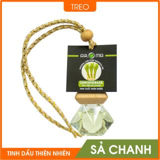 Tinh dầu Sả Chanh AROMA chai treo tự khuếch tán thiên nhiên nguyên chất loại 8ml Lemongrass thumbnail