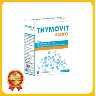 Thymovit Sanfo - Tăng sức đề kháng thumbnail