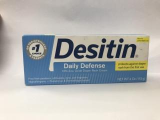 Kem chống hăm Desitin màu xanh 113g thumbnail