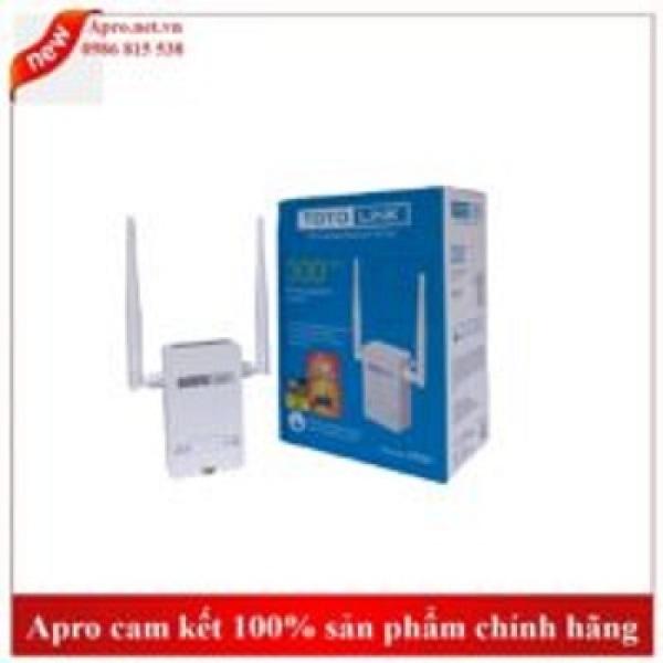 Bảng giá BỘ MỞ RỘNG SÓNG WIFI CHUẨN N – EX200 300 MBPS Phong Vũ