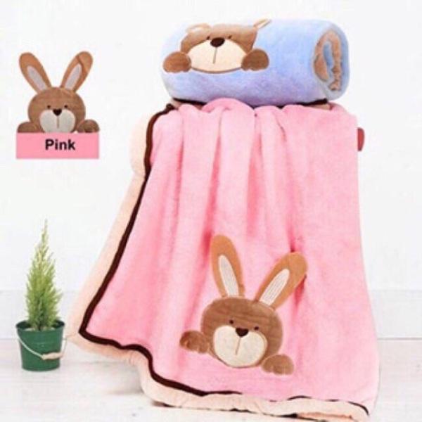 Chăn carter hình gấu thỏ cho bé, sản phẩm cam kết như hình, sản phẩm tốt chất lượng và độ bền cao