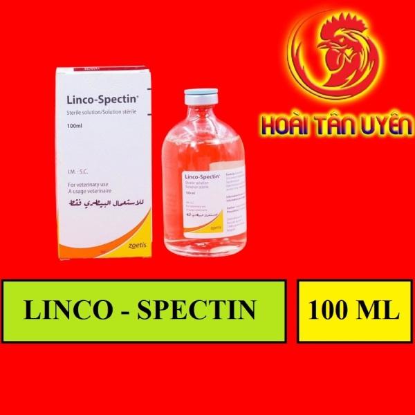 LINSPEC MỸ khò khè xổ mũi cho gà đá 100ml