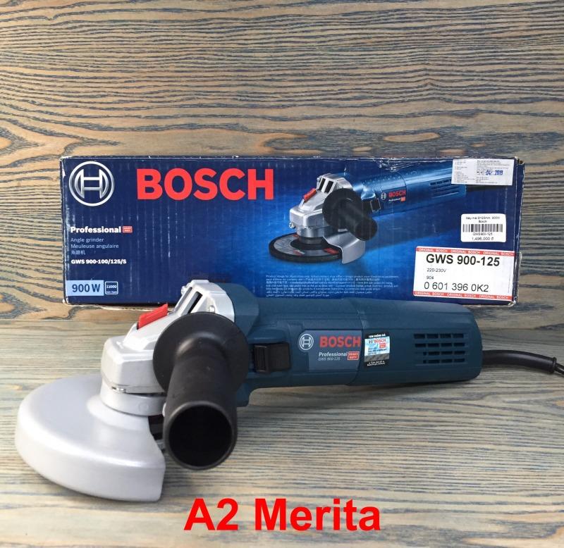Mày mài góc 900W 125mm BOSCH GWS 900-125