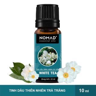 Tinh Dầu Thiên Nhiên Nguyên Chất 100% Trà Trắng Nomad Essential Oil White Tea thumbnail