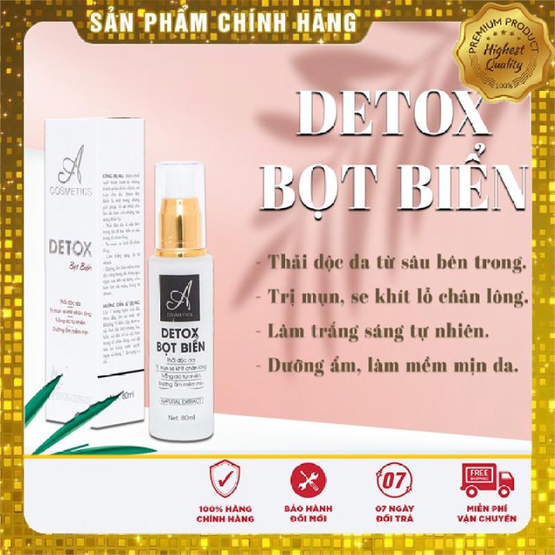 [CHÍNH HÃNG] Detox Bọt Biển A comestic 80ml giá rẻ