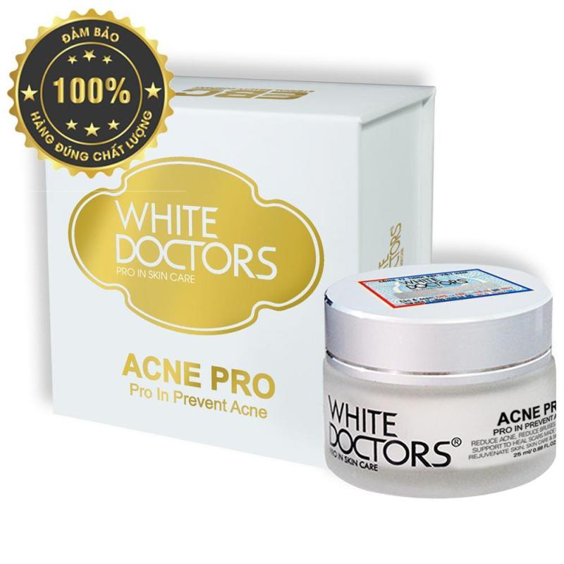Kem Loại Bỏ Mụn, Thâm Mụn, Sẹo Mụn White Doctors Acne Pro giá rẻ