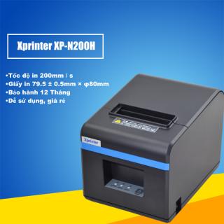 Máy In Xprinter XP-N200H Khổ Giấy K80 thumbnail