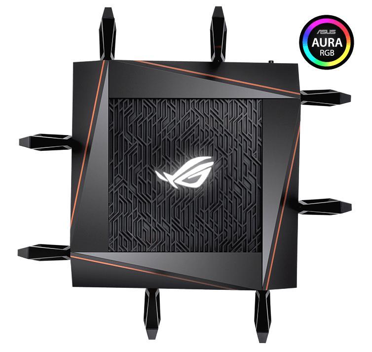 Router Wifi Băng Tần Kép ASUS GT-AX11000 - Hàng Chính Hãng Giá Giảm