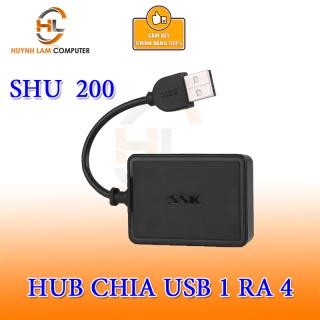Hub USB 1 ra 4 SSK SHU 200 Rất tiện dụng thumbnail