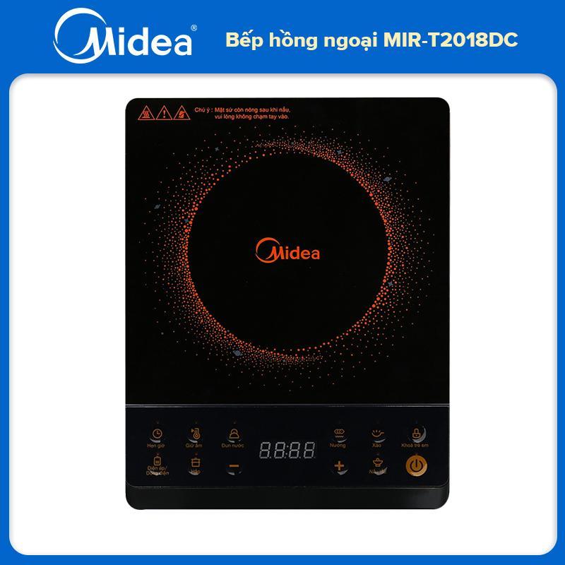 Midea bếp hồng ngoại cơ MIR-B2018DG