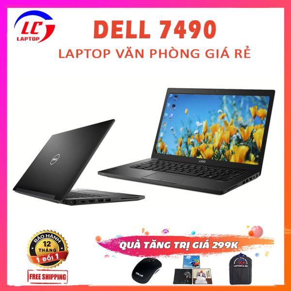 Bảng giá Dell Latitude 7490 Siêu Gọn, Pin 5 Tiếng, i5-7300U, RAM 8G, SSD 256G, VGA Intel UHD 620, Màn 14 Full HD IPS Phong Vũ