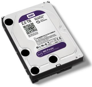 Ổ cứng Western Digital WD Purple 1TB và 2TB Cho máy tính bàn, Đầu ghi Camera, Đầu chứa phim, Dock chứa dữ liệu... thumbnail