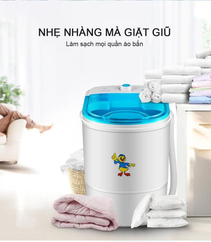 Bảng giá EuroHome Máy giặt mini Duck Nhỏ Gọn Tiện Lợi Điện máy Pico