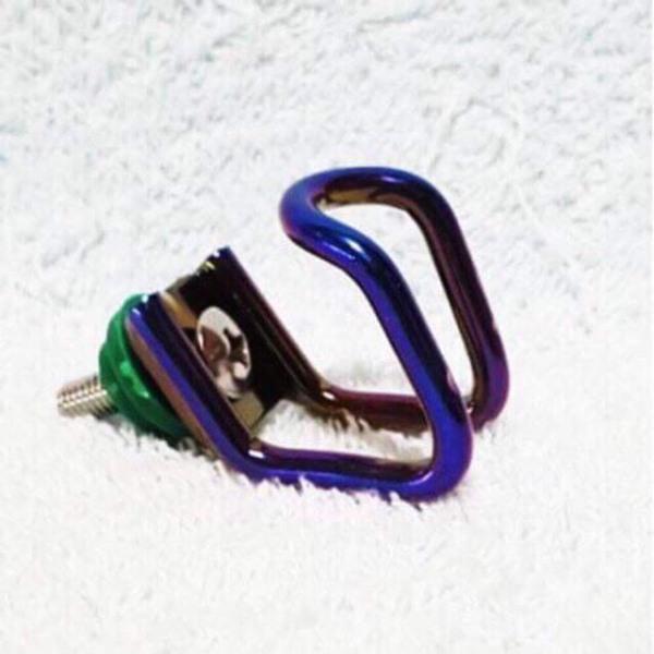 Móc Treo Đồ 7 màu TiTan Gắn Xe máy , Xe Điện Cực Đẹp  Tặng kèm Ốc Bắt