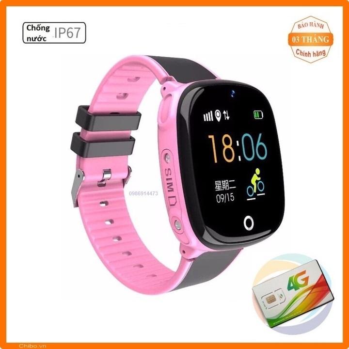 Đồng hồ thông minh trẻ em GPS SmartKID HW11 nghe gọi, định vị, có cảm ứng, camera, kháng nước IP67 cao cấp
